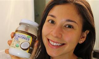 Aceite De Coco: El Secreto Natural Para Una Piel Radiante