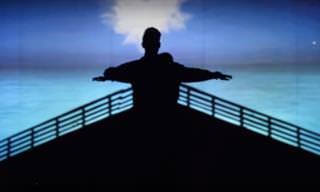 La Tragedia Del Titanic Narrada a Través De Sombras
