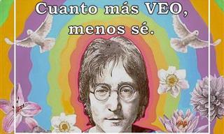 Las 10 Citas Más Hermosas De John Lennon