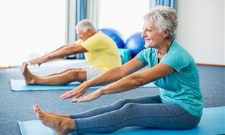 5 Estiramientos Activos Para Aumentar La Fuerza y Flexibilidad