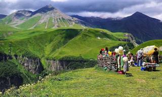 Georgia: Una Joya Escondida En Las Montañas Del Cáucaso