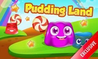 Juguemos: Bienvenido a La Tierra Del Pudding