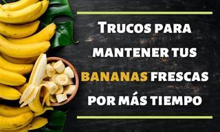 5 Consejos Para Evitar Que Tus Plátanos Se Maduren Demasiado Rápido