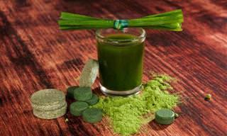 Estos Son Los 5 Beneficios Del Alga Espirulina