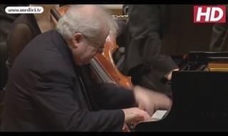 Descubre El Talento Del Pianista Emanuel Ax