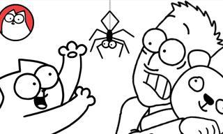 El Gato Araña: El Gato De Simón