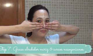 Masaje Japonés De 3 Minutos Con Efecto Rejuvenecedor