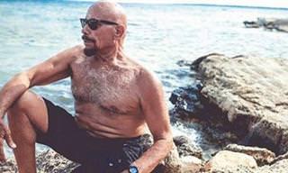 No Podrás Creer Lo Bien Que Se Conserva Este Hombre De 95 Años De Edad Gracias Al Yoga