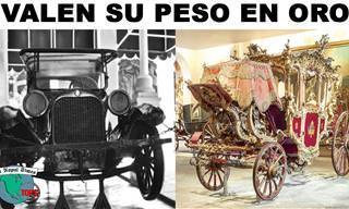 Piezas Históricas Que Solo Se Encuentran En México
