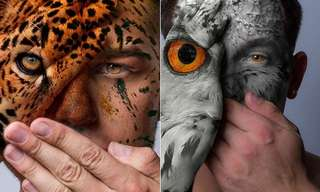 Increíbles Retratos Para Concientizar a La Sociedad