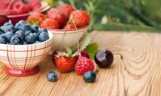 Cómo Almacenar Las Frutas y Verduras Correctamente