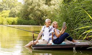 Chiste: Bubba y Su Esposa Van a Pescar