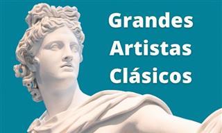 Test: ¿Qué Tanto Conoces Sobre Los Artistas Clásicos?