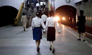 20 Fotografías Que Han Sido Prohibidas En Corea Del Norte
