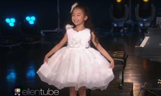 Una Pianista Increíble De Tan Solo ¡8 Años!