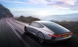 El Lightyear One: El Auto Eléctrico Con Mayor Eficiencia Energética