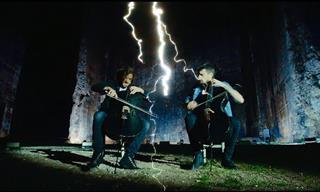 2Chellos Interpreta Fantásticamente Música De Vivaldi