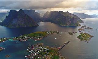 Esta Es La La Impresionante Belleza De Lofoten En Noruega