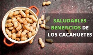 5 Beneficios Para La Salud De Los Cacahuetes