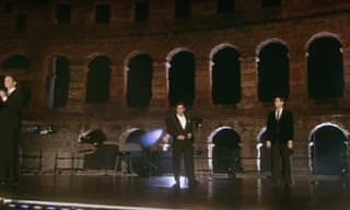Maravilloso Espectáculo De Il Divo: La Fuerza Mayor