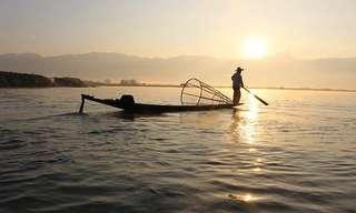 El Turista y El pescador...