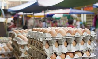Historia: El Vendedor De Huevos y La Dignidad