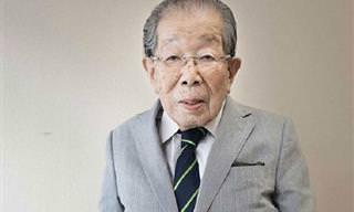 Consejos De Vida De Un Doctor Japonés De 104 Años