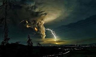 Imágenes De La Erupción Del Volcán Taal En Filipinas