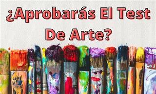 Test: ¿Cuánto Sabes Del Mundo Del Arte?