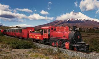 Los 12 Recorridos En Tren Más Maravillosos Del Mundo