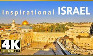 Disfruta De Un Recorrido Virtual Por La Tierra De Israel