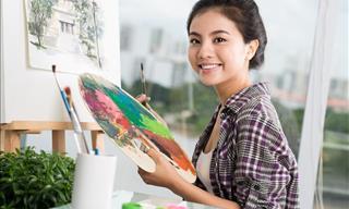 Test: ¿Puedes Identificar La Pintura Con Solo Una Parte?
