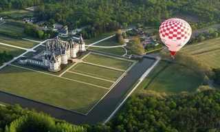 Un Hermoso Paseo Aéreo Por Francia