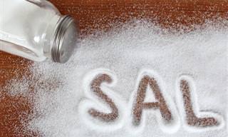 Lo Que La Sal Puede Hacer Por Ti ¡16 Usos Sorprendentes!