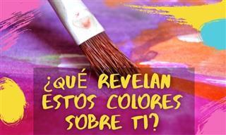 Test: ¿Qué Revelan Estos Colores Sobre Ti?