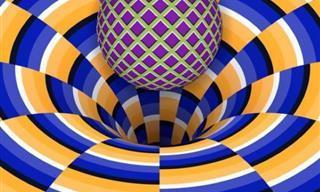 Estas 14 Ilusiones Ópticas Son Realmente Fascinantes