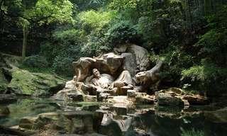 El Delicado Arte De Los Jardines Chinos