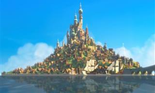 Lugares De Disney En La Vida Real