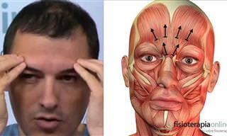 Automasaje y Ejercicios Para Relajar La Musculatura De Los Ojos