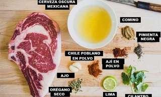 Guía: Los Mejores Condimentos Para Carnes