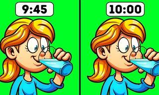 9 Casos En Los Que No Es Recomendable Beber Agua