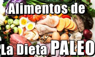Estos Son Los Alimentos Incluidos En La Dieta Paleo
