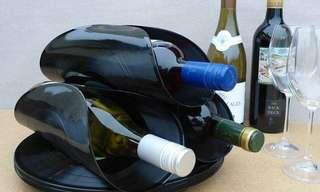 Decoraciones Únicas Con Discos De Vinilo