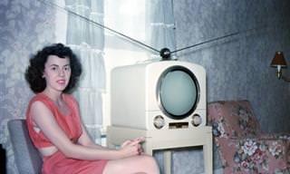 20 Raras Fotografías De EE.UU. En Los Años 50
