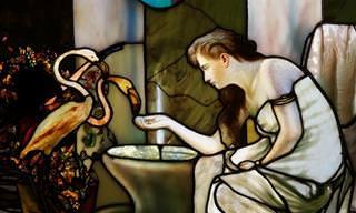 Retrato Del Artista: Tiffany, El Maestro De Las Vidrieras
