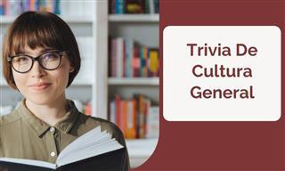 Test De Trivia: ¿Puedes Responder Estas Preguntas?