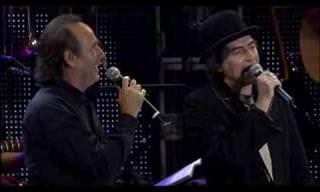 """""""Sin Embargo"""": Joan Manuel Serrat y Joaquín Sabina"""