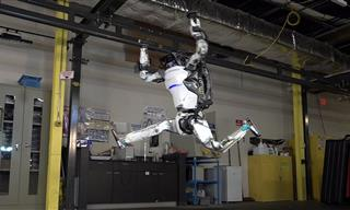 Un Robot Acróbata Mucho Más Ágil Que Cualquier Persona