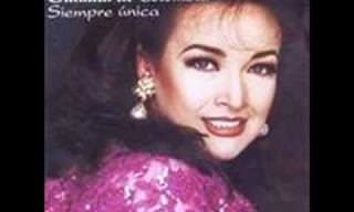 """Claudia De Colombia: """"Nuestra Historia De Amor"""""""