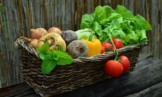 Tabla De Tiempos De Cocción De 12 Verduras y Hortalizas